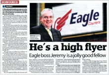 Scottish Edinburgh PR Public Relations Agency Coverage