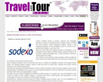 Travel and Tour World covers food and drink pr story