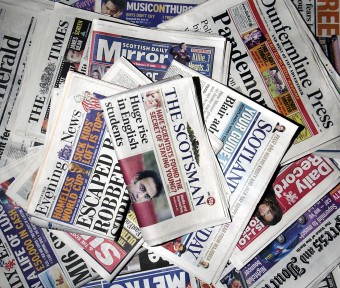 PR experts Holyrood PR in Edinburgh deliver coverage in major titles across Scotland