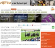 Caterlyst coverage of food and drink pr story