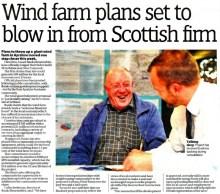 Edinburgh PR Agency press public coverage