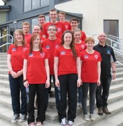 Oorkney Swimming Team 01