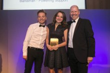 Scottish PR agency win UK wide accolade for work with energy firm Banks Renewables