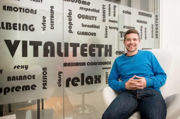 PR Photography captures High-end Edinburgh Dentist