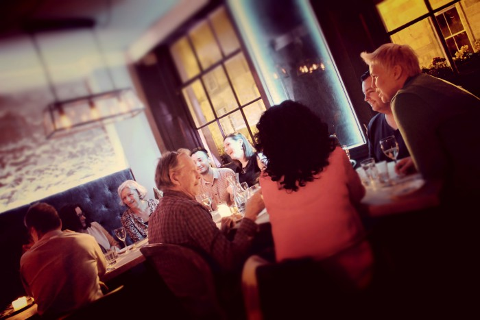 Food and drink PR agency helped Maison Bleue restaurant earn media coverage for its refurbishment