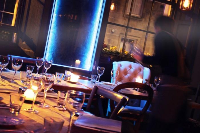 The restaurants glamorous refurbishment- food and drink pr