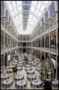 Museum event for food and drink pr