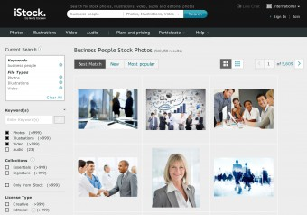 Holyrood PR in Edinburgh highlight why you shouldn't use stock images to promote your website