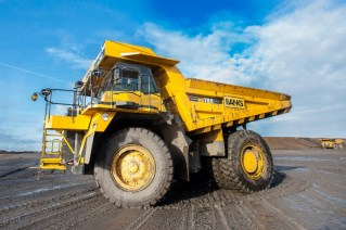 Public relations photogaphy for Banks Mining by Holyrood PR in Scotland