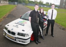 Edinburgh PR Agency promotes new incentive to help new motorists earn their drivers licence