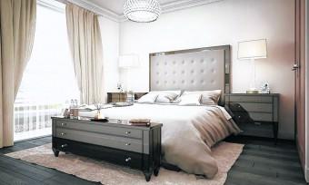 St Andrew's View Bedroom