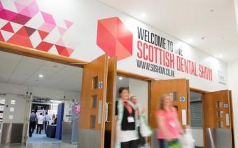 Scottish Dental Show Doorway