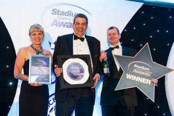Holyrood PR in Edinburgh highlight awards success of catering giant