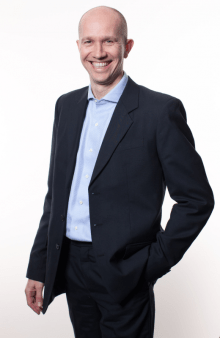 David Lawrence is co-founder of Grant McGregor IT experts in Scotland