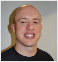 Personal trainer Darren Danagher of Studio EH1
