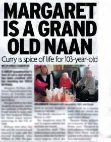 BUPA Nan who loves Naan