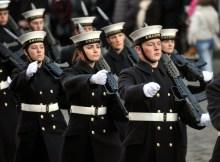 Royal Navy use social media for recruitment