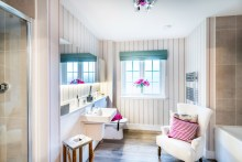The interior of St Mary's Development through PR Photography