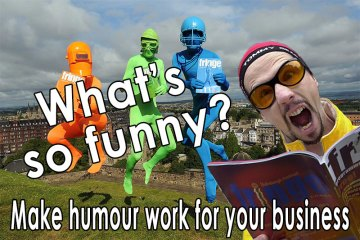 How humour can be used in effective communicatiions