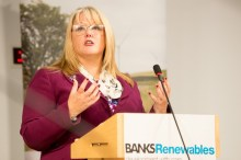 Holyrood PR help leading renewable company organise event
