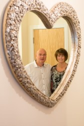 Alan and Sara enjoying their new CALA Home in Perth