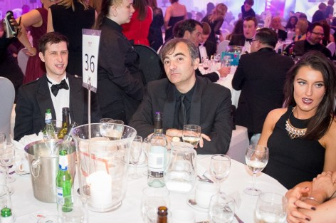 Outstanding Small Public Relations Consultancy PR award win for Holyrood PR in Scotland
