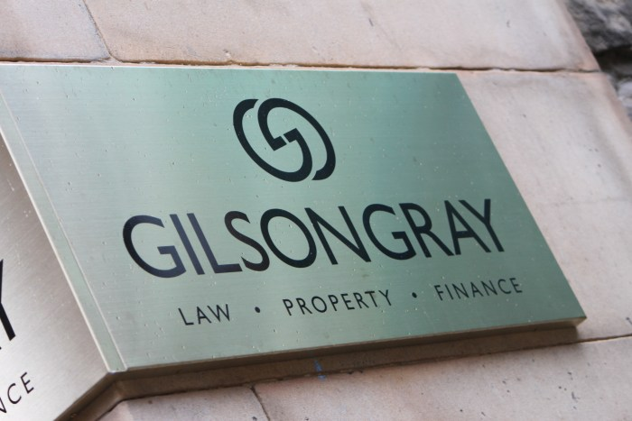 Gilson Gray Legal PR photography