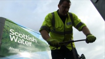 Scottish Water explain how to find your cock-stop for winter weather