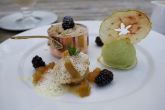 Artistic food presentation-Food and Drink PR