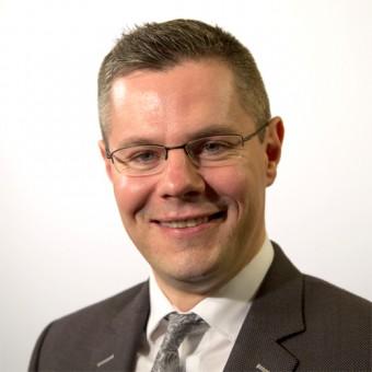 Conference PR, Derek McKay
