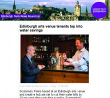 8 DEC Marketing Edinburgh Newsletter EDIT