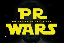 Former PR intern Maj Meah returns for a second internship with Edinburgh's award-winning PR agency.