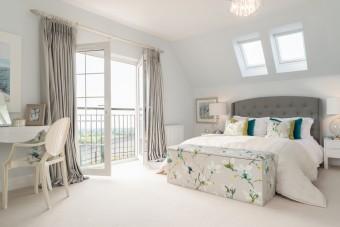 Cala home bedroom - Holyrood Pr