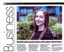 27 JAN National SBRC Lisa Hacker