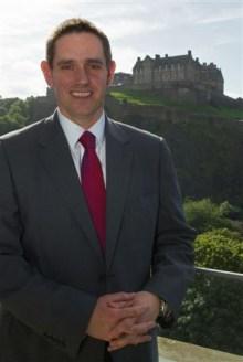 Brian Logan (Bield) Castle