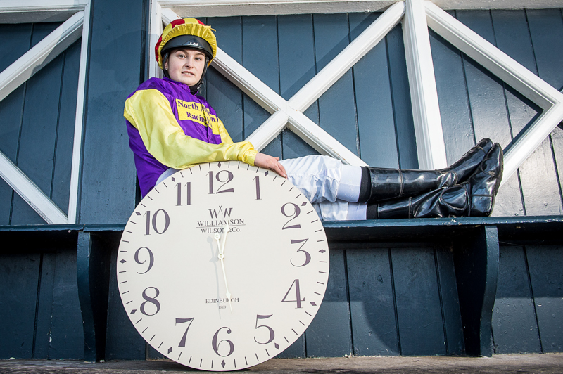 PR photography for Musselburgh Racecourse