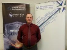Jim Scott, Metal Theft