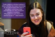 Alicia Simpson Staff Profile Quote