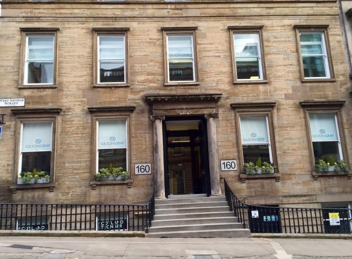 Gilson Gray Glasgow office