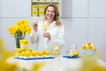Food and Drink PR launching sicillian Lemon Flavour