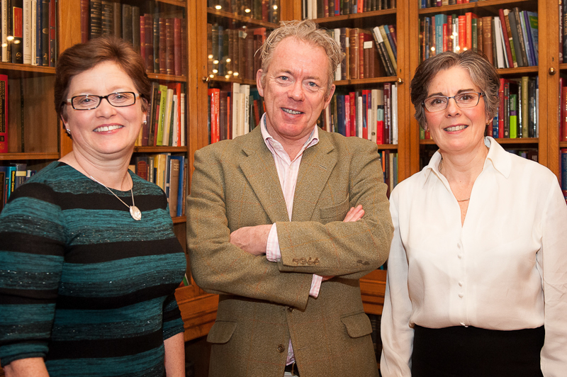 Event Photography for Scottish experience in Edinburgh at Surgeon's Hall by Holyrood PR