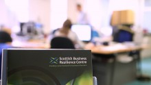 Scottish Business Resilience Centre Office