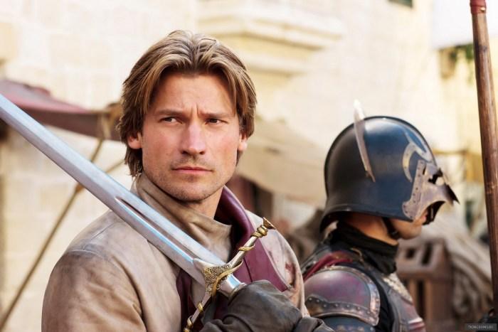 Kingslayer Jaime Lannister in Game of Thrones