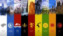 Each powerful family in Game of Thrones has a sigil - offering valuable business PR lessons