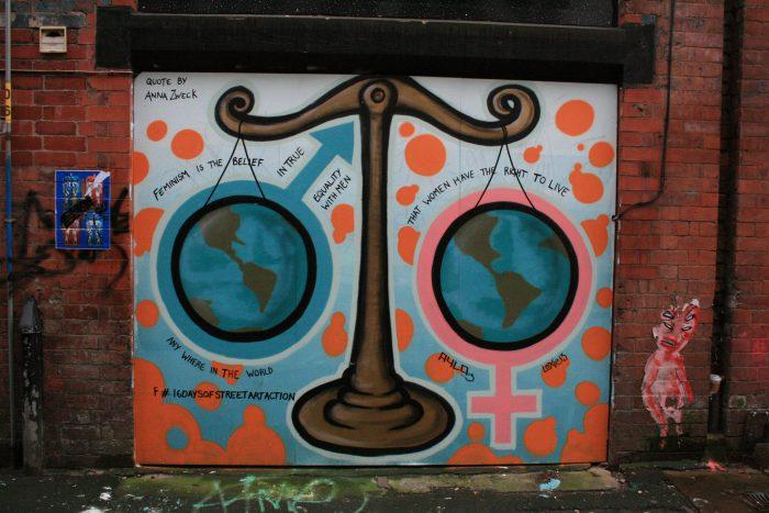 Edinburgh PR agency thoughts on sexism