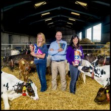 Mackie's of Scotland Cowshed Food and Drink PR photography