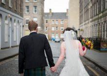 Weddings advice at Surgeons' Hall from Best Scottish PR agency