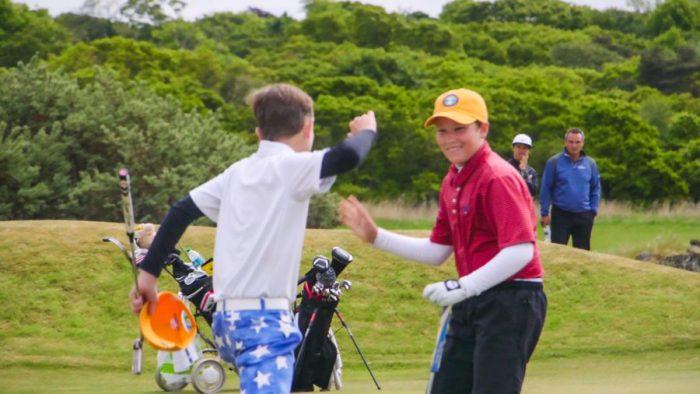 U.S Kids Open Golf 2016 PR Sucess