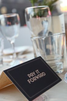 Restaurant PR photo of Maison Bleue at Home