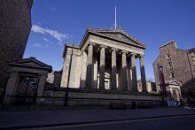 Surgeons Hall in Edinburgh
